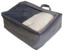 Дорожная сумка для вещей среднего размера фото 3