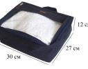 Дорожная сумка для вещей среднего размера фото 6