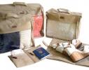 Набор дорожных сумок в чемодан 5 шт. фото 3