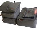 Набор дорожных сумок в чемодан 5 шт. фото 7