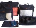 Набор дорожных сумок в чемодан 5 шт. фото 8