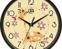 Часы настенные круглые Жирафик фото
