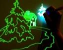 Творческий набор Рисуй светом на формате А4 фото 5