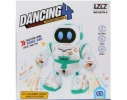 Робот Танцор игрушка на батарейках, свет, звук фото