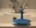 Пробка для раковины и ванны Рука Help! фото 1