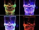 Рюмка в виде черепа с LED подсветкой
