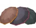 Зонт Антишторм с рюшами Ferrero Бордо фото 2