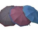Зонт Антишторм с рюшами Ferrero Бордо фото 5