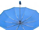 Зонт Антишторм с рюшами Ferrero Зеленый фото 3