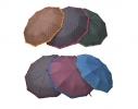 Зонт Антишторм с рюшами Ferrero Бордо фото 1
