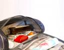 Дорожный органайзер для косметики Premium Серый фото 3, купить, цена, отзывы