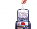 Дорожный органайзер для косметики Premium Серый фото 4, купить, цена, отзывы