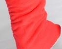 Тапочки - сапожки Красные фото