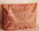 Органайзеры дорожные в наборе 3+3 сумки Оранжевые фото 1