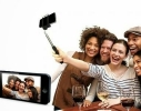 Штатив для селфи с кнопкой Selfie Stick фото 1