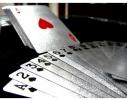 Карты игральные Серебро фото 6