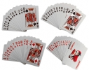 Карты игральные Серебро фото 4