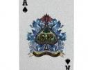 Карты игральные Серебро фото 3