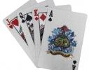 Карты игральные Серебро фото 2