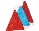 Новогодняя шапка Деда Мороза фото 2
