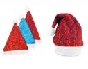 Новогодняя шапка Деда Мороза фото