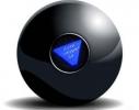 Шар - предсказатель для принятия решений Magic Ball 8 фото