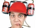 Шлем для напитков Веселый Роджер на футболе фото 3