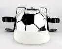 Шлем для напитков Веселый Роджер на футболе фото