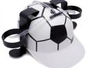 Шлем для напитков Веселый Роджер на футболе фото 1