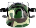 Шлем для напитков Веселый Роджер на охоте фото
