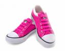 Детские прямые cиликоновые АнтиШнурки для кроссовок и кед, 12шт. (длина: 38мм) фото 2