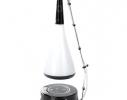 Светодиодный светильник с мини спикером фото
