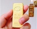 Зажигалка Золотой Слиток фото