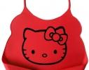 Детский силиконовый слюнявчик Кроха фото 1