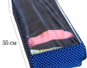 Комплект органайзеров для белья с крышками 3 шт Звездное небо фото 7