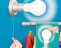 Портативная лампа Stick Up Bulb фото 1