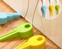 Стоппер дверной силиконовый Ключик фото 1, купить, цена