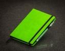 Блокнот с черной бумагой Зеленое Яблоко стандарт фото