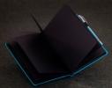 Блокнот с черной бумагой Красный стандарт фото 4