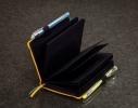 Блокнот с черной бумагой Флаг Украины мини фото 1