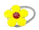 Вешалка для сумки Цветик Желтый фото