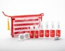 Косметичка для путешествий My travel pack Красная фото 1