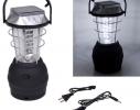Портативный фонарь 5в1 Solar LED LS-360 фото