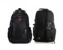 Рюкзак Swissgear Black Swiss Bag фото 2