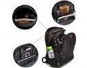 Рюкзак Swissgear Black Swiss Bag фото 3