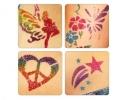 Блестящие татуировки Shimmer Glitter Tattoos фото 5