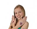 Блестящие татуировки Shimmer Glitter Tattoos фото 3