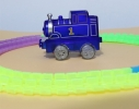 Меджик Трек светящийся с паровозиком Томас 72 детали фото 3