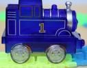 Меджик Трек светящийся с паровозиком Томас 72 детали фото 4