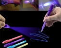 Творческий набор Рисуй светом А3 2 маркера фото 4